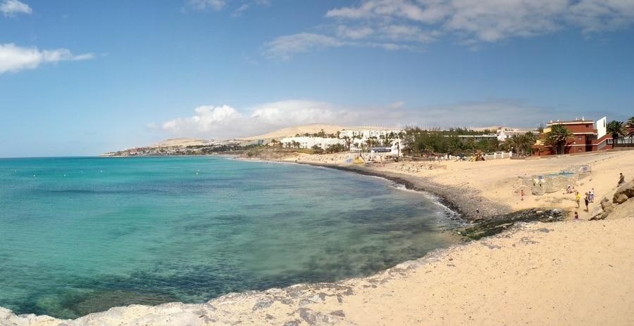 Costa Calma, the best hotels in Fuerteventura, Canary Islands