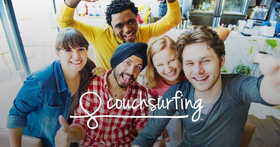 Couchsurfing, another way to get the cheapest hotel rates