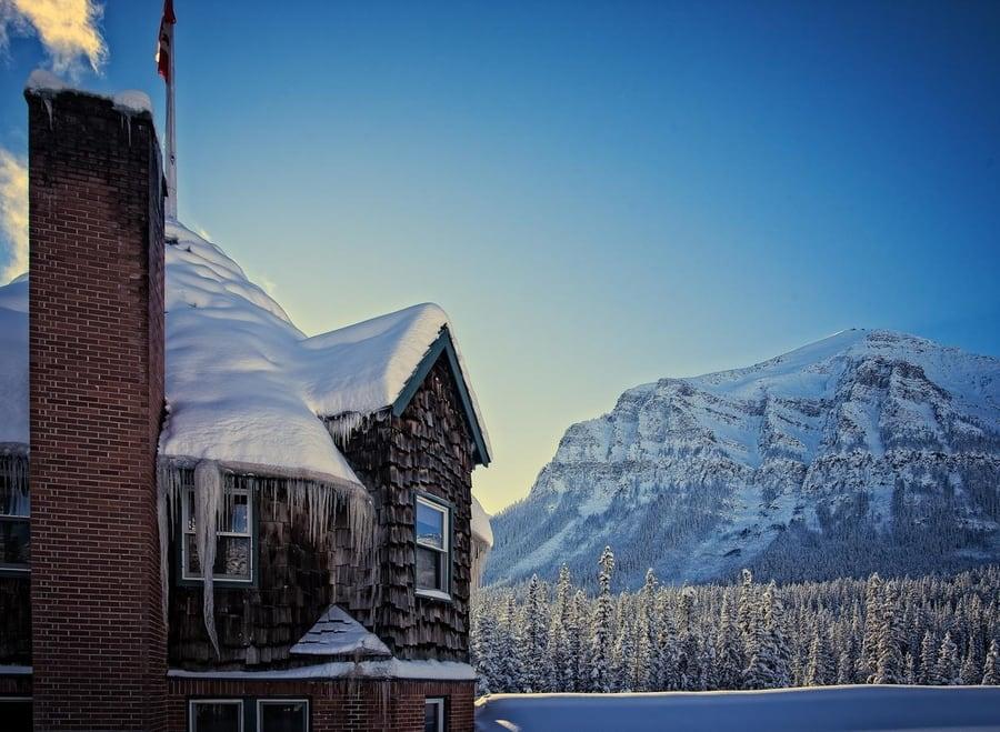 Deer Lodge, un lugar con vistas donde alojarse en Banff mejores hoteles