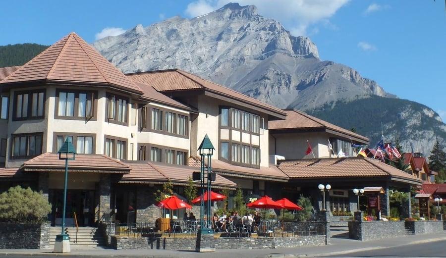 Elk + Avenue Hotel, un hotel en Banff recomendado