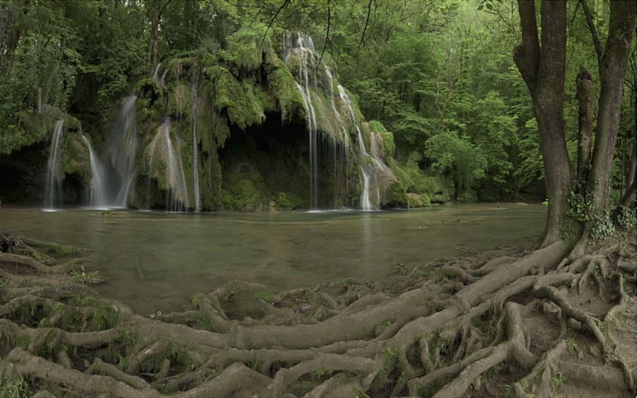 Enrico Fossati's moody landscapes videos