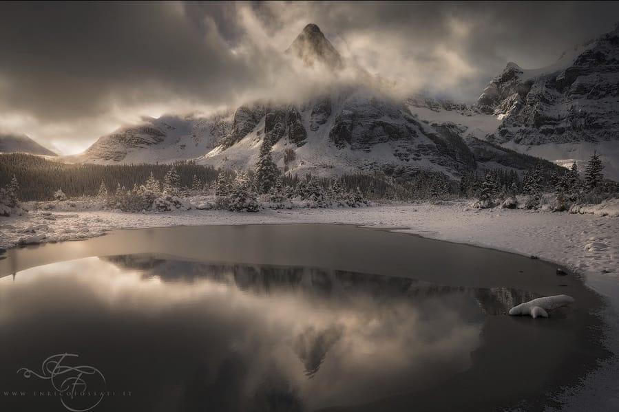 Enrico Fossati's landscape photography tutorials