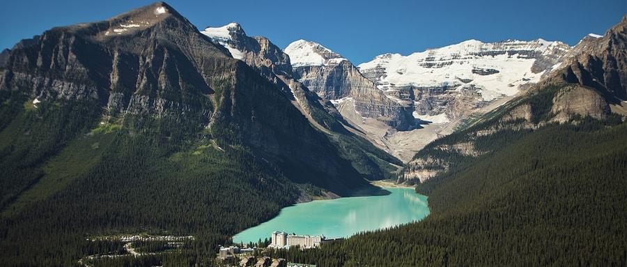 Lago Louise, cosas que ver en Banff, Alberta