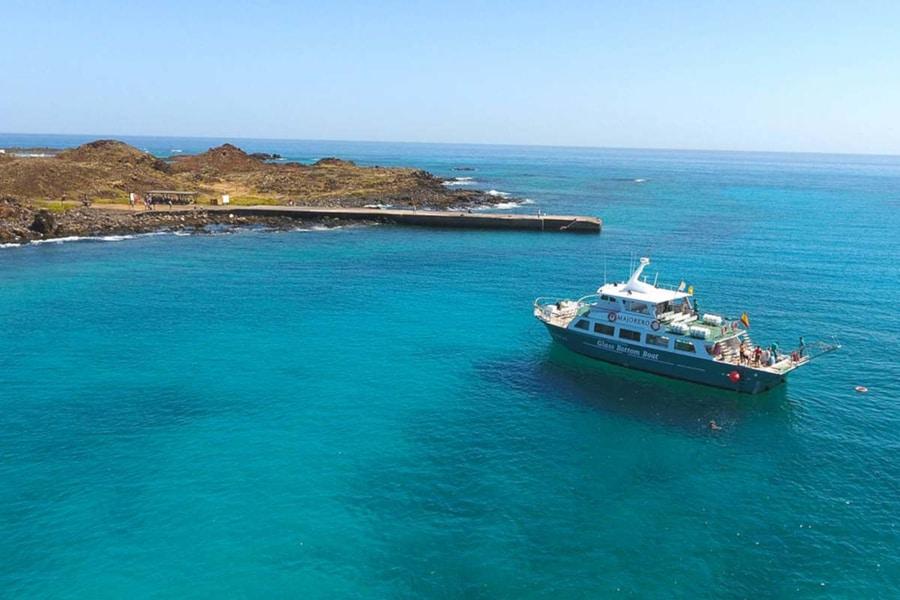 How to get to Lobos Island from Fuerteventura