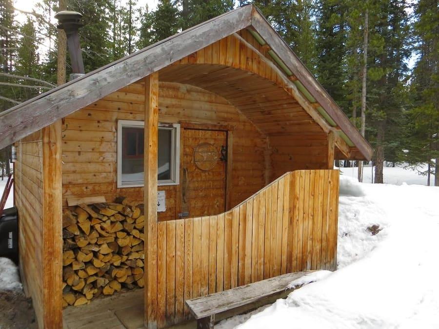 HI-Mosquito Creek Hostel, dormir barato en Banff