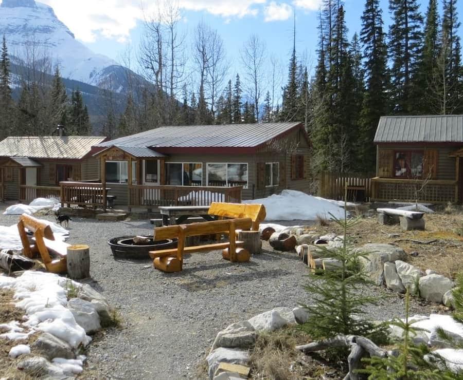 HI Rampart Creek Hostel, otro alojamiento barato en Banff