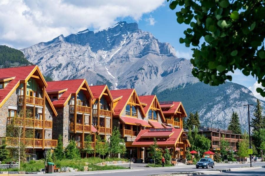 Moose Hotel and Suites, un buen lugar donde alojarse en Banff hoteles