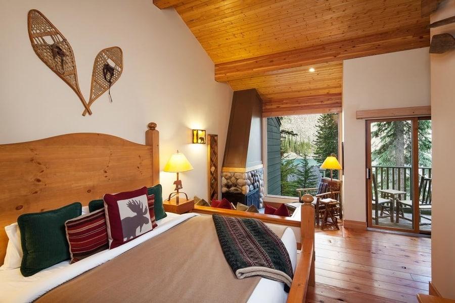 Moraine Lake Lodge, un alojamiento bonito en Banff