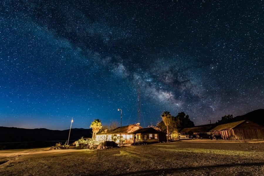 Panamint Springs Hotel, a recommended hotel in Death Valley
