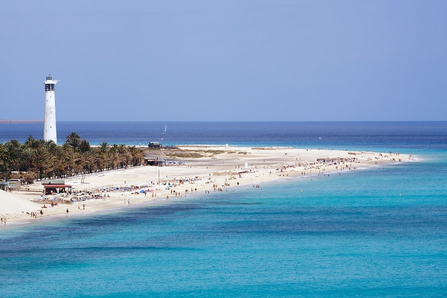 Morro Jable, where to book accommodation in Fuerteventura