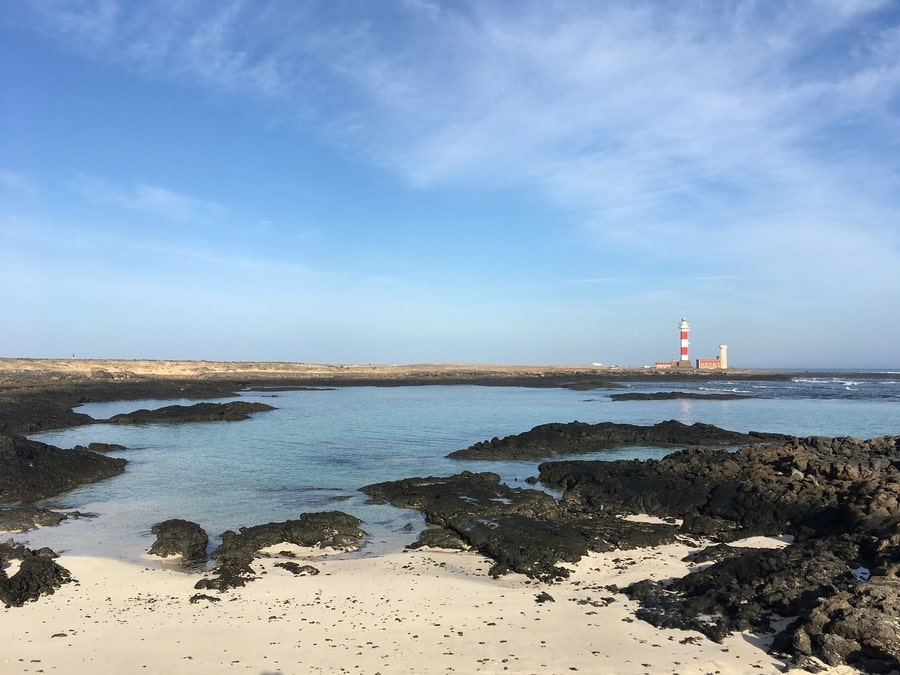 El Cotillo, a quiet place where to stay in Fuerteventura
