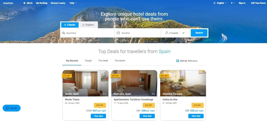 how to book a hotel cheap by buying someone else's reservation