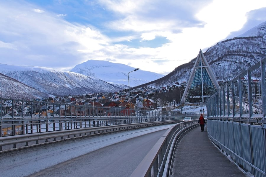 Tromsø Bridge, something to visit in Tromso