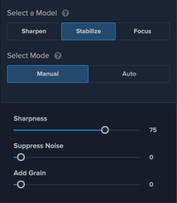 Topaz Sharpen AI gratis