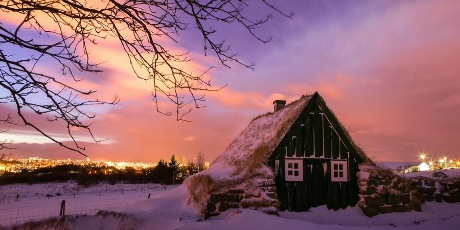 Árbæjarsafn, un museo al aire libre que ver en Reikiavik