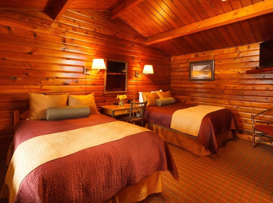 Antler Inn, cheap accommodation in Grand Teton National Park