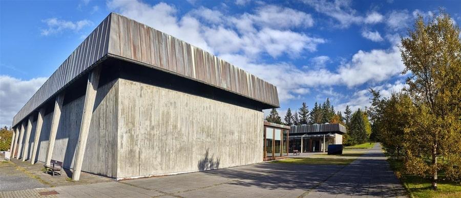 Museo de Arte de Reykjavík, Islandia