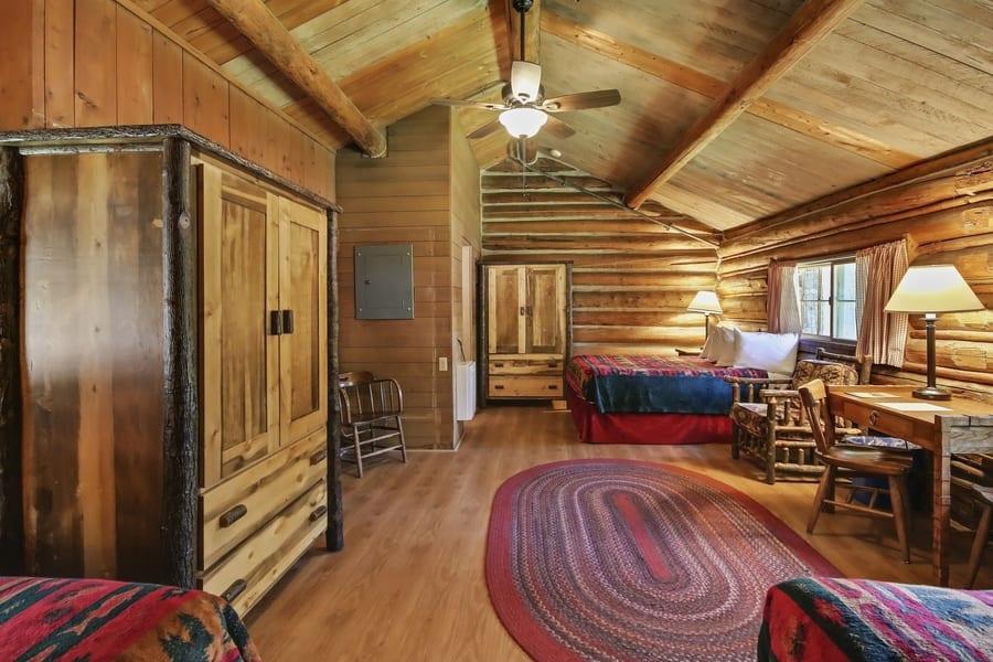 Colter Bay Village, un mejor lugar donde dormir en Grand Teton