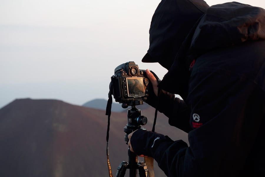 tips to take sharp images with reflex camera