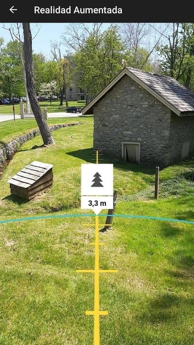 Como medir la distancia hiperfocal
