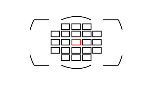 Dynamic AF Area mode