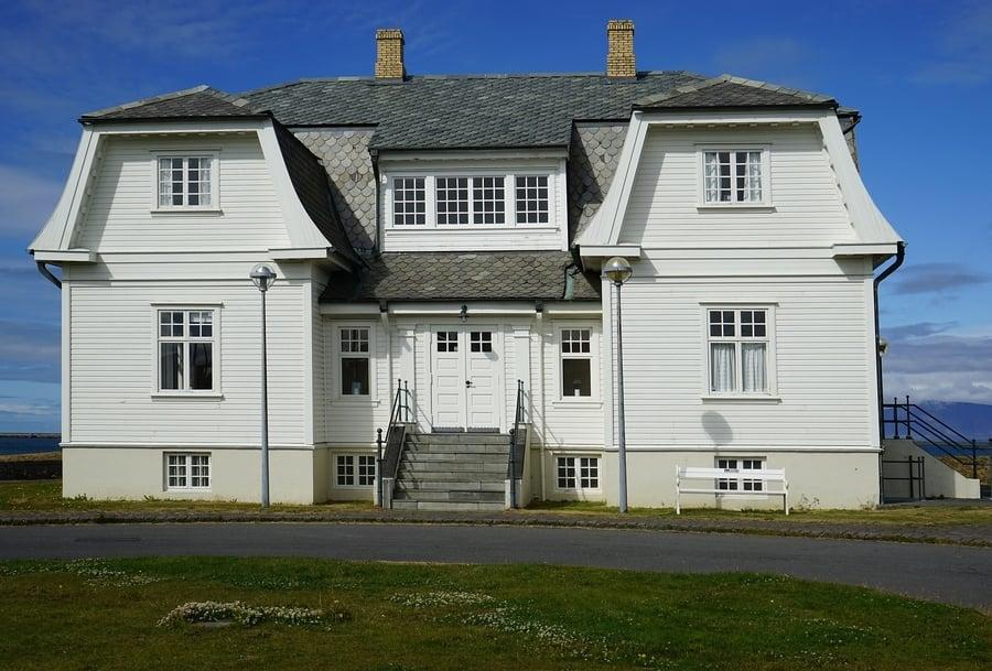 Casa Höfði, un lugar interesante que ver en Reikiavik