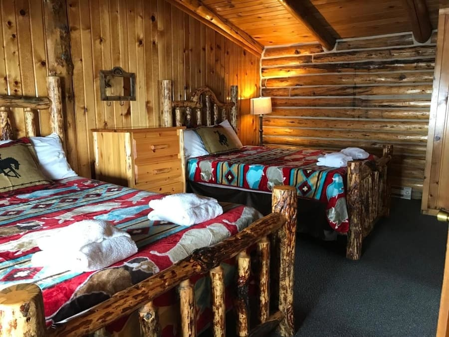 Heart Six Ranch, a recommended place to stay in Grand Teton