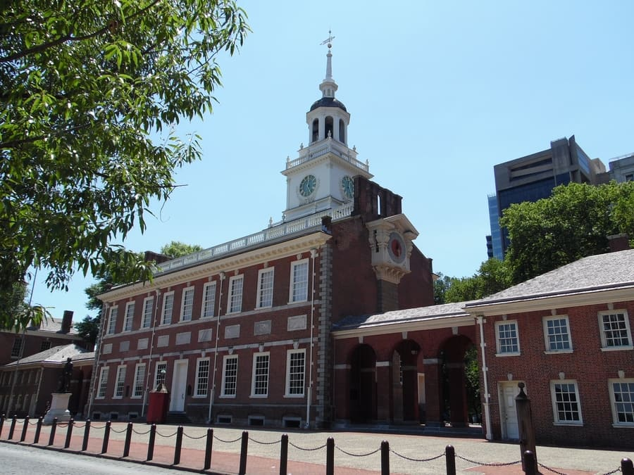 Old City, where to stay in Philadelphia