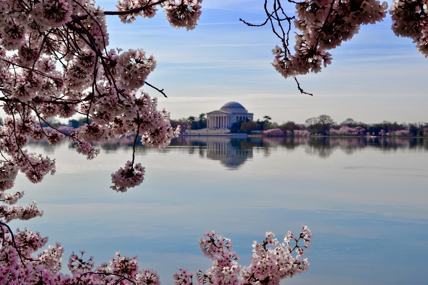 Jefferson Memorial, places of interest in Washington DC
