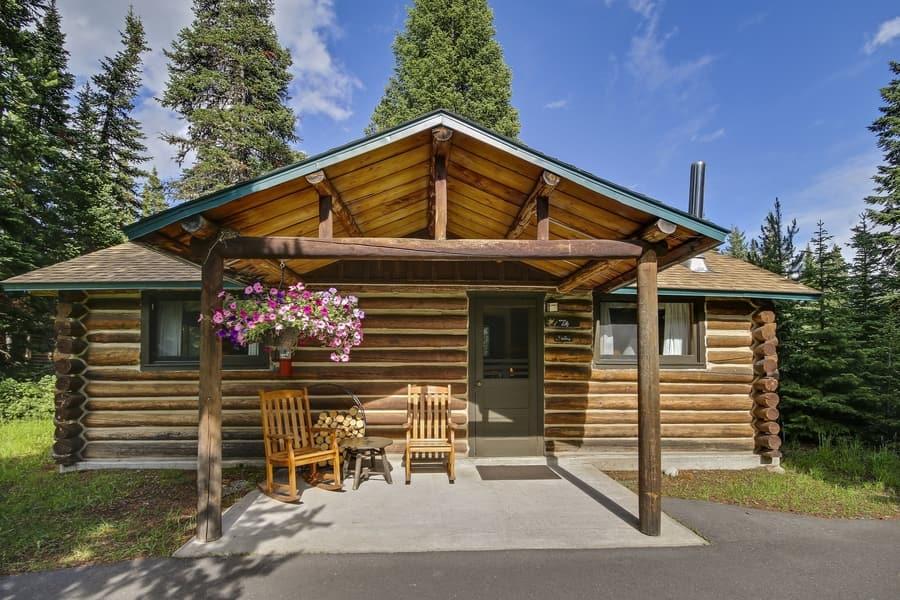 Jenny Lake Lodge, un buen sitio donde alojarse en Grand Teton