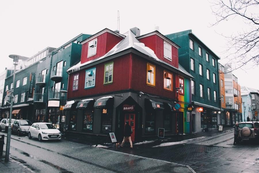 Street Art, un recorrido por Reikiavik que hacer