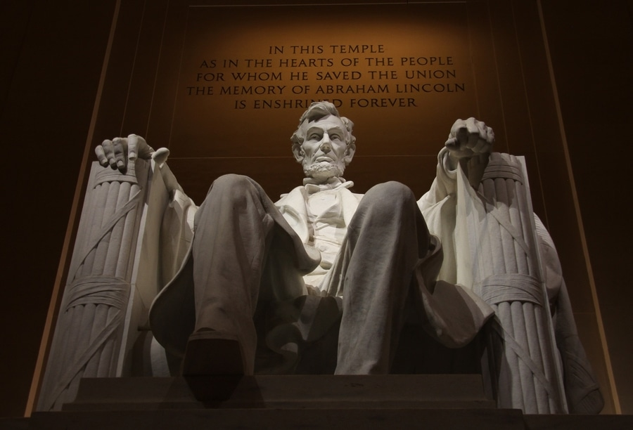 Lincoln Memorial, things to see in Washington DC