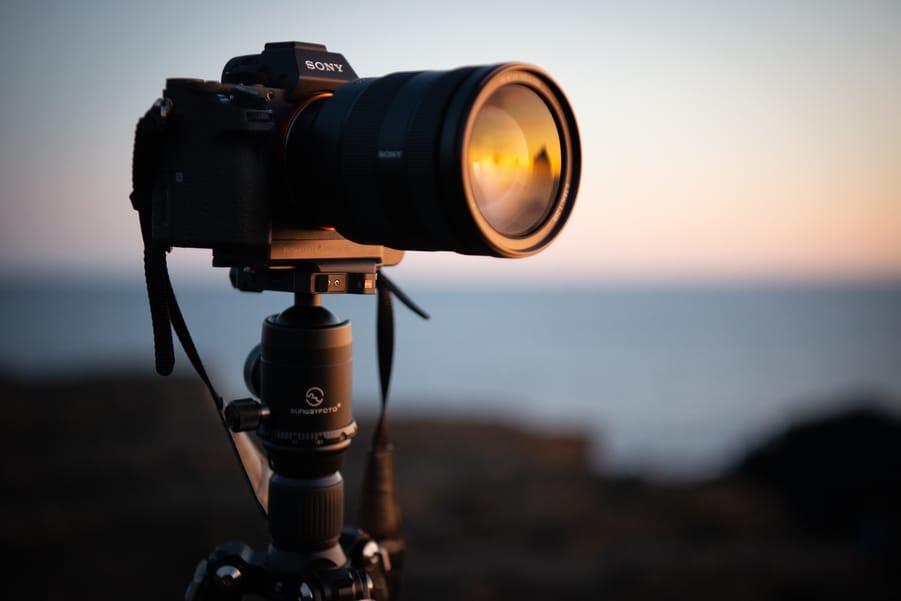 Best camera to take sharp photos