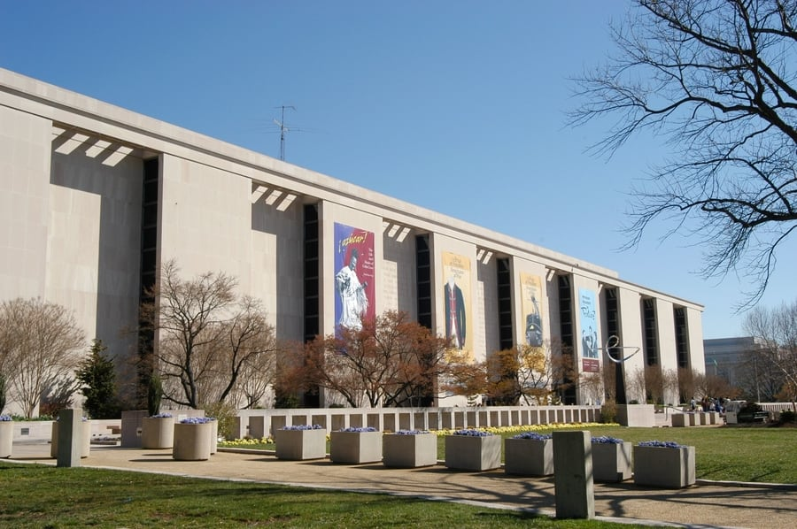 National Museum of American History, places to go in DC