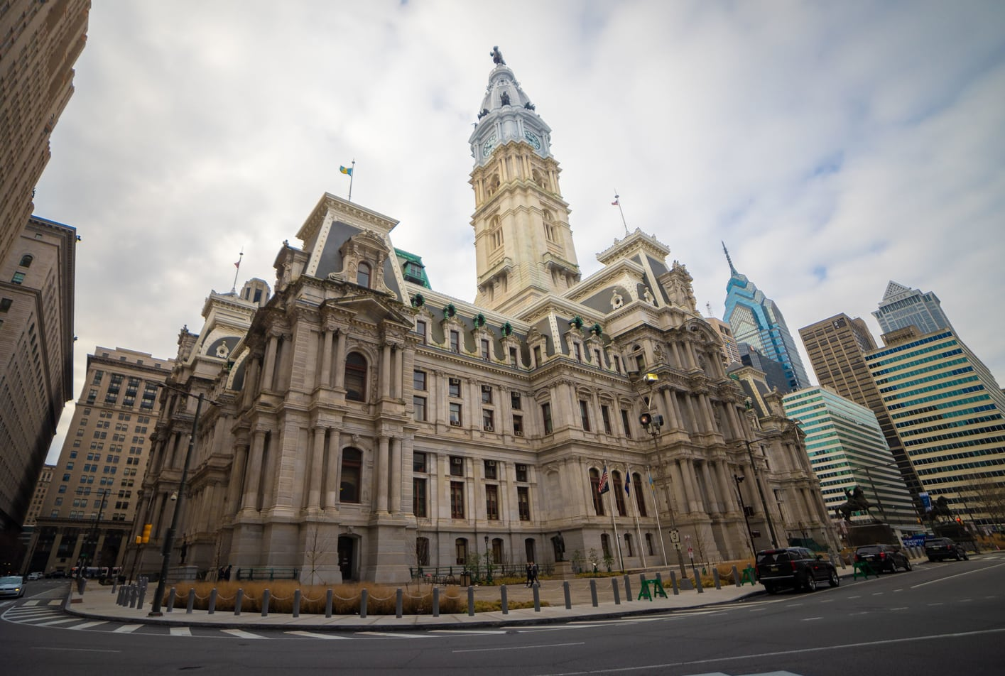 Downtown, hotels in center city Philadelphia