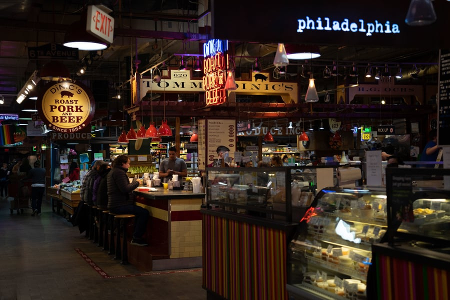 Reading Terminal Market, things to do in Philadelphia PA