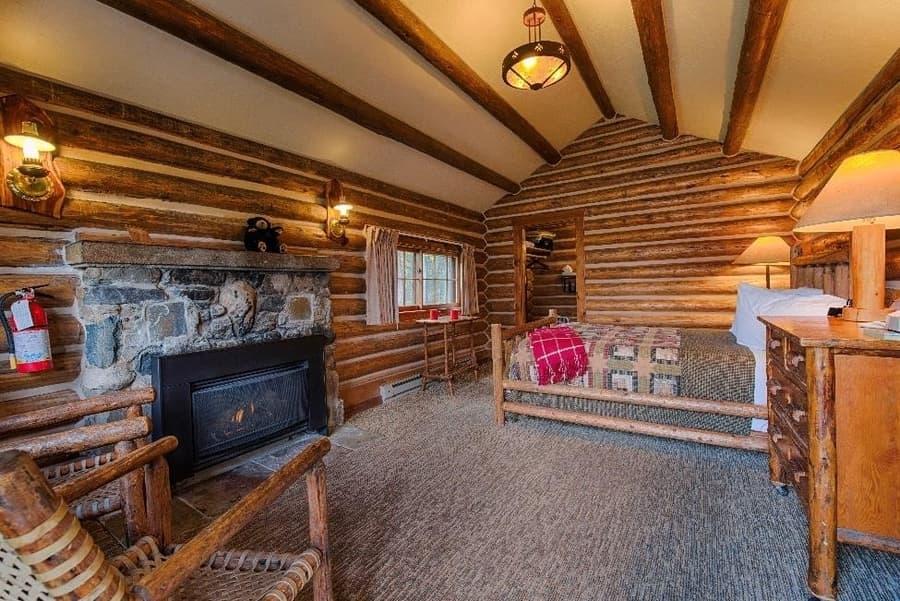 Signal Mountain Lodge, dormir en el Grand Teton National Park, USA