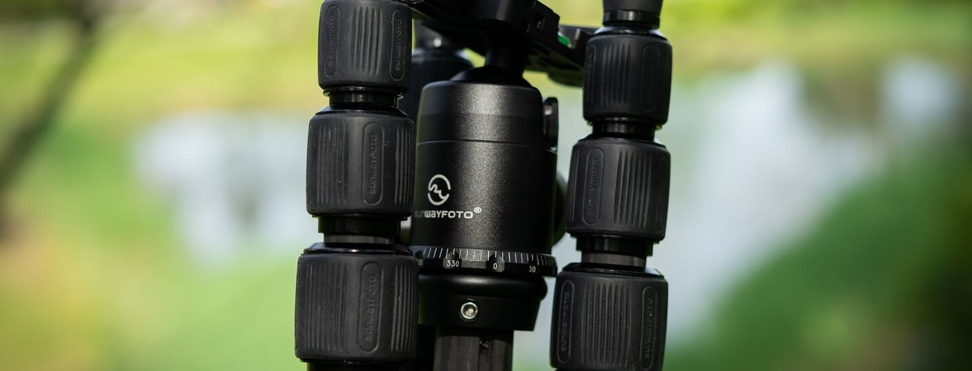 Sunwayfoto T1C40T Tripod Review