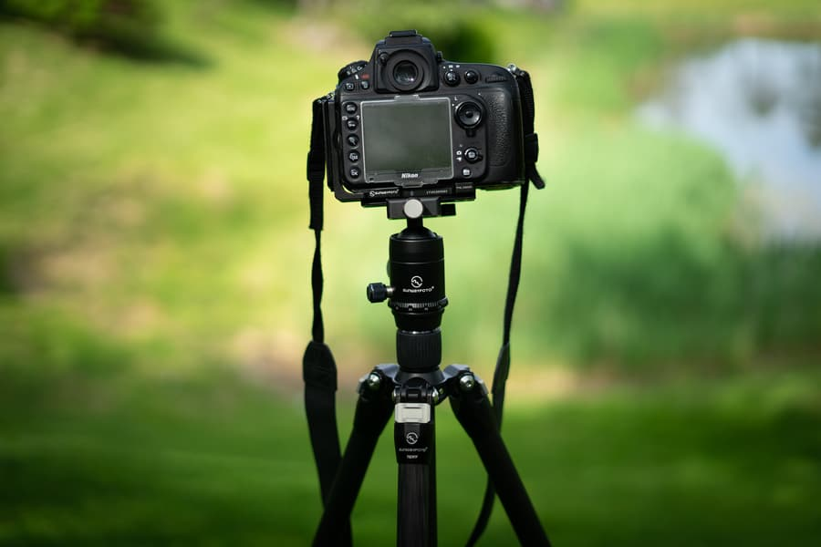 Sunway review build quality tripod