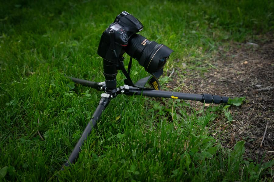 Sunwayfoto T1C40T Tripod opinion -Removable center column