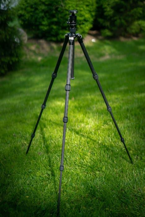 Sunwayfoto T1C40T tripod review legs