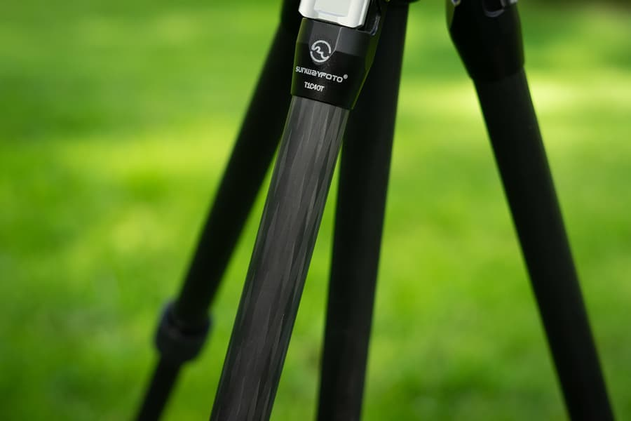 carbon fiber Sunwayfoto T1C40T Tripod