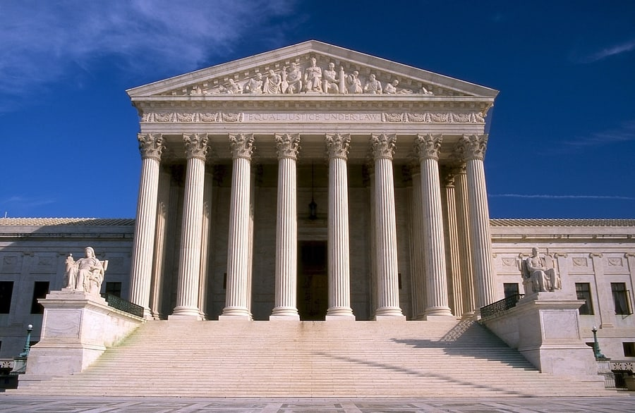 Supreme Court, things to do in Washington DC, USA