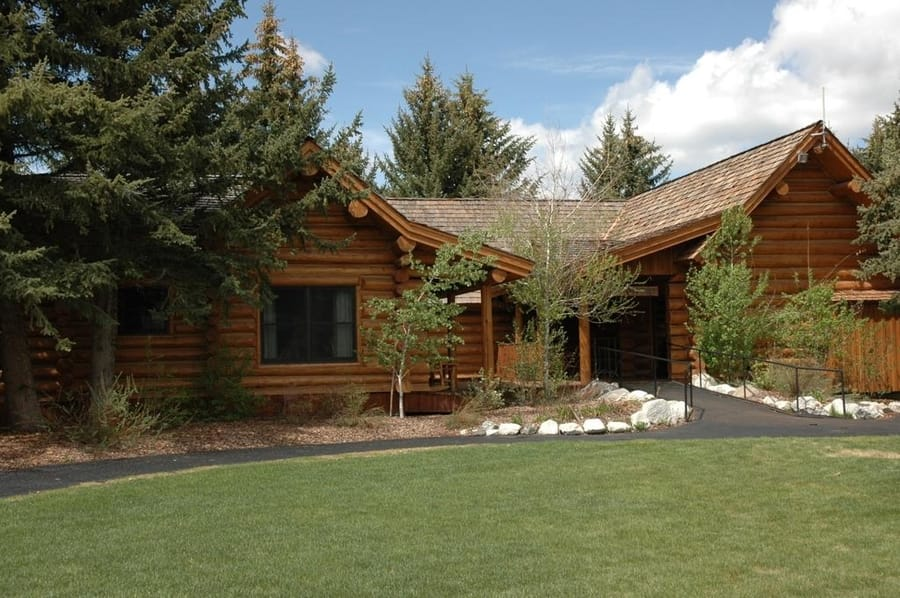 The Hatchet Resort, a beautiful hotel in Grand Teton