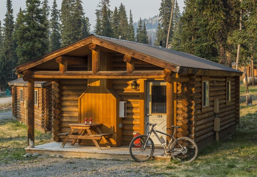 Togwotee Mountain Lodge, alojamiento económico en Grand Teton