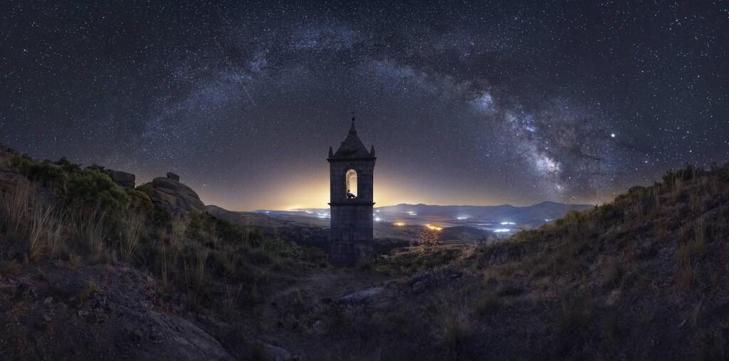 «Monasterio encantado» – Ramón Morcillo