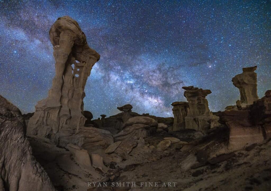 «Trono celestial» – Ryan Smith