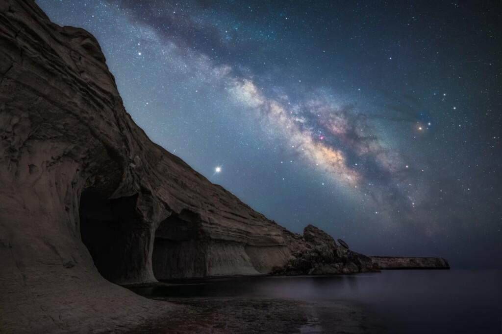 «Noche en las cuevas» – Sam Sciluna