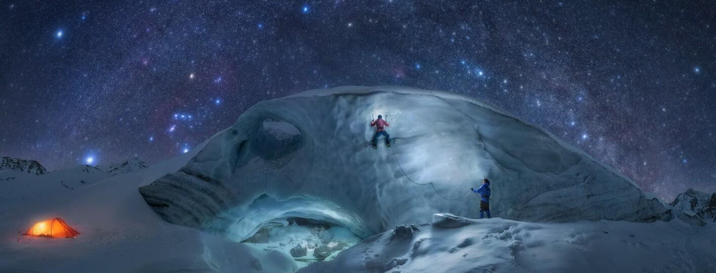 «Vía Láctea Invernal» – Dr. Nicholas Roemmelt