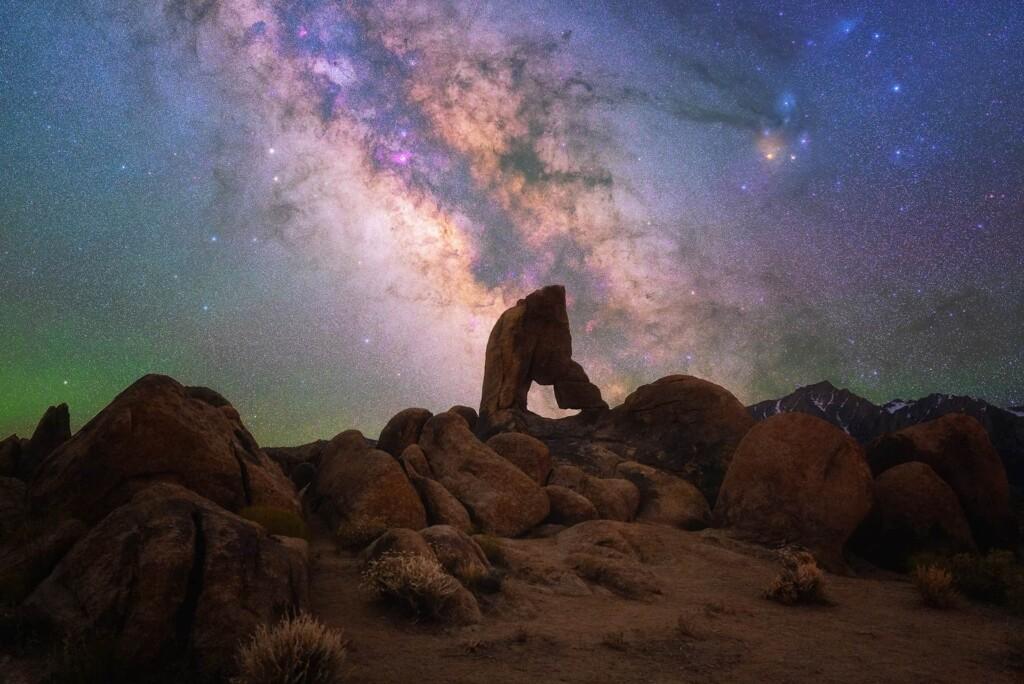 «Noches del desierto» – Peter Zelinka